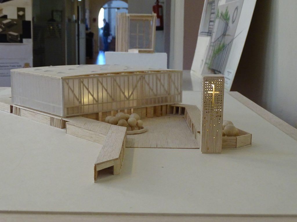La chiesa vincitrice la VIII edizione del Premio Europeo di Architettura Sacra 02