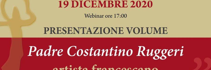 19 dicembre 2020 – ore 17.30 presentazione volume